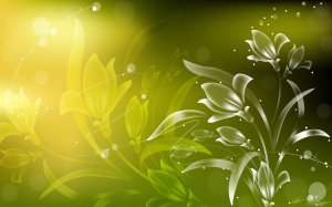 light-green-vector-flowers-abstract-backgrounds-free-background-hd